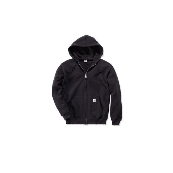 Arbejds Cardigan Sweatshirts Carhartt Midweight Hooded Zip-Front Sweatshirt