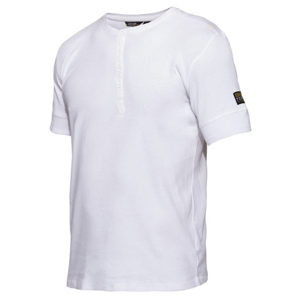 Arbejds T-Shirts F.Engel Grandad S/S T-Shirt