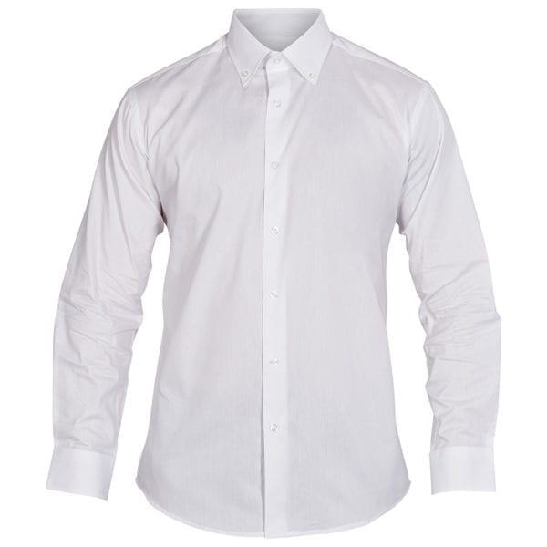 Arbejdstøj F.Engel Standard Profil Skjorte med button-down-flip