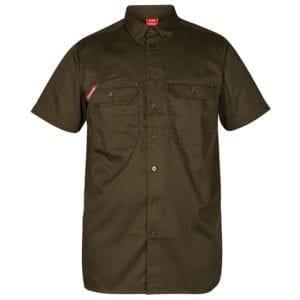 Arbejdstøj F.Engel Standard Kortærmet Skjorte