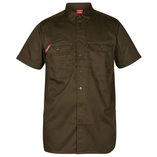 Arbejdsskjorter F.Engel Standard Kortærmet Skjorte