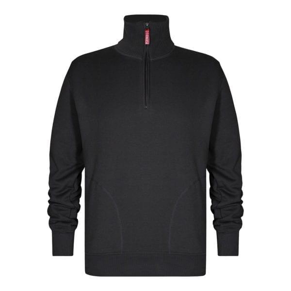 Arbejds Sweatshirts F.Engel Standard Sweatshirt med Høj Krave
