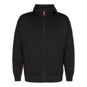 Arbejds Cardigan Sweatshirts F.Engel Standard Sweatshirt med Hætte