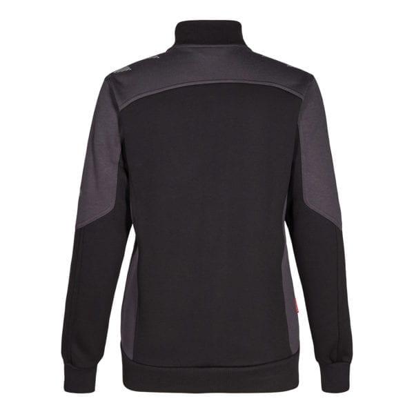 Arbejds Cardigan Sweatshirts F.Engel Galaxy Dame Sweatcardigan