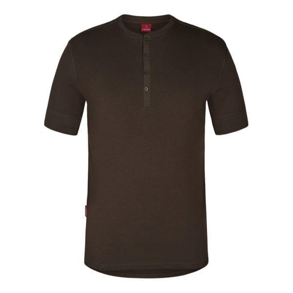 Arbejds T-Shirts F.Engel Standard Grandad Kortærmet T-Shirt