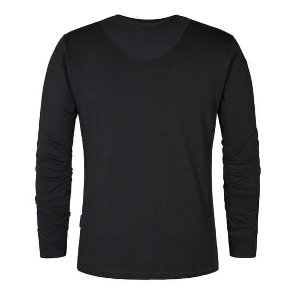 Arbejds T-Shirts F.Engel Standard Grandad Langærmet T-Shirt
