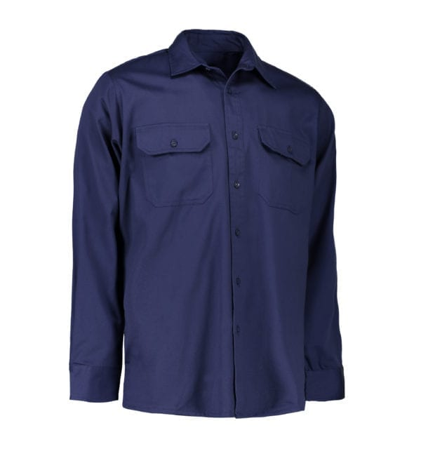 Arbejdsskjorte | bomuld