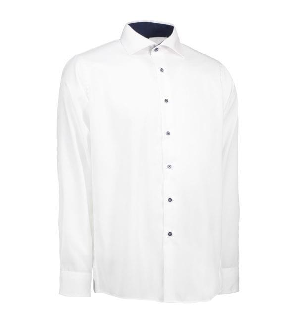 Non Iron-skjorte | kontrast