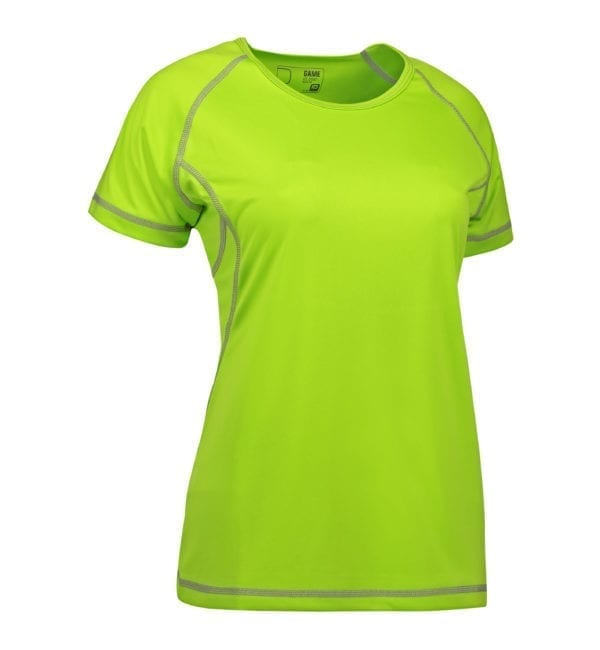 GAME Active T-shirt | flatlock