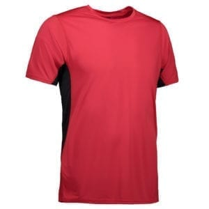 GAME Active herre T-shirt|mesh