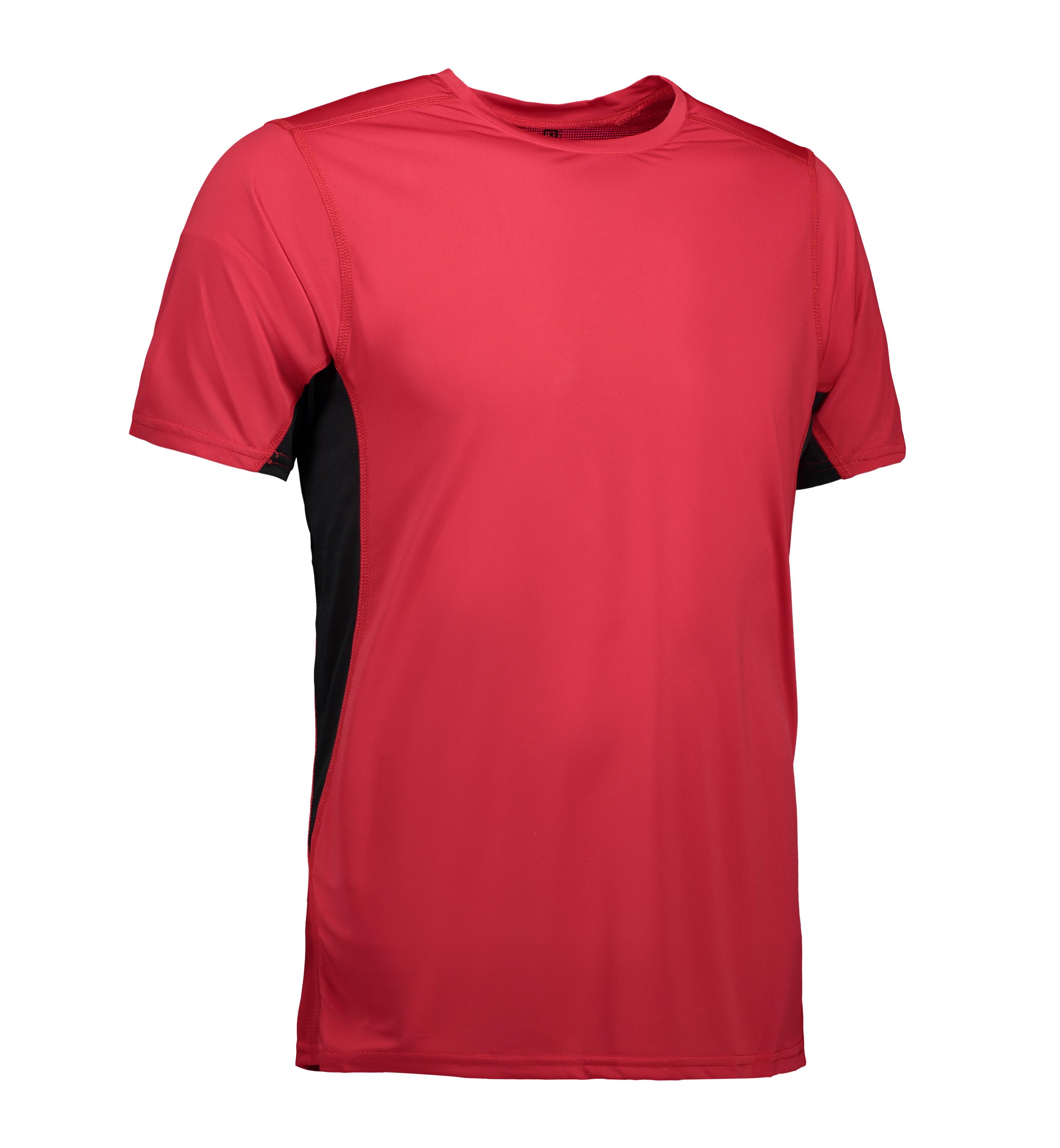 GAME Active herre T shirt|mesh