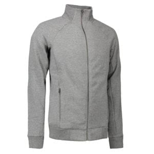 Full zip sweat