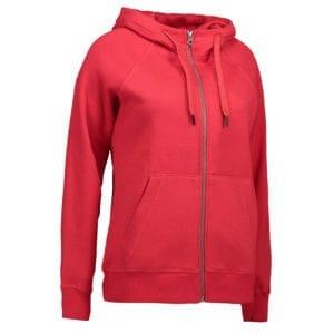 CORE full zip hoodie | dame