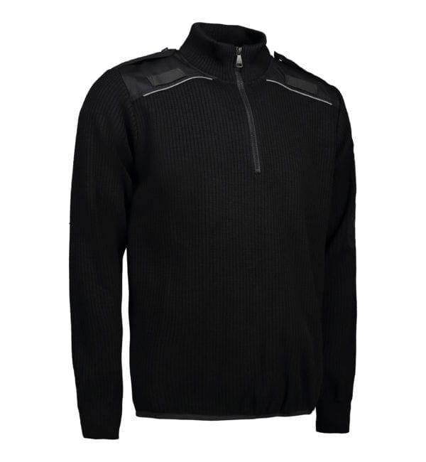 Uniform zip-pulli