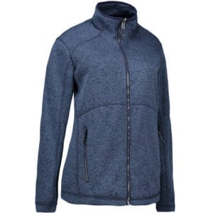 Zip'n'Mix melange dame fleece