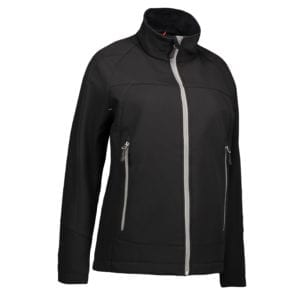 Funktionel soft shell-jakke