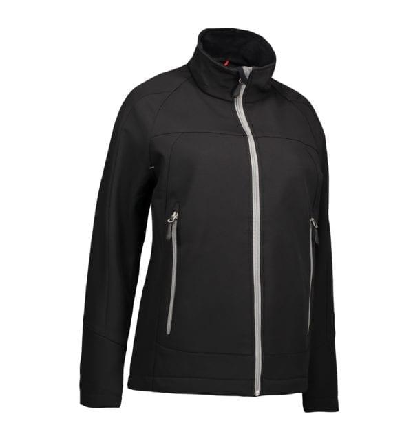 Funktionel soft shell-jakke