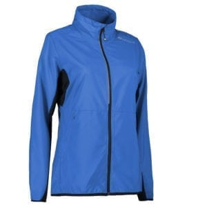 Woman running jacket