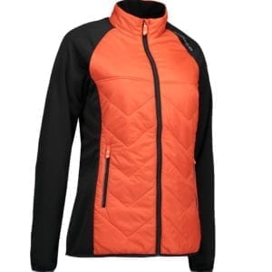 Woman cool down jacket