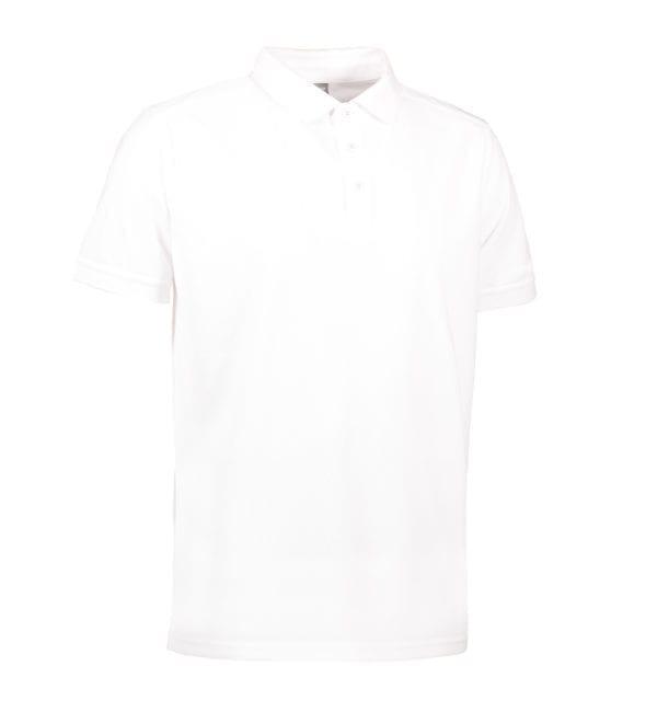 Man functional polo shirt