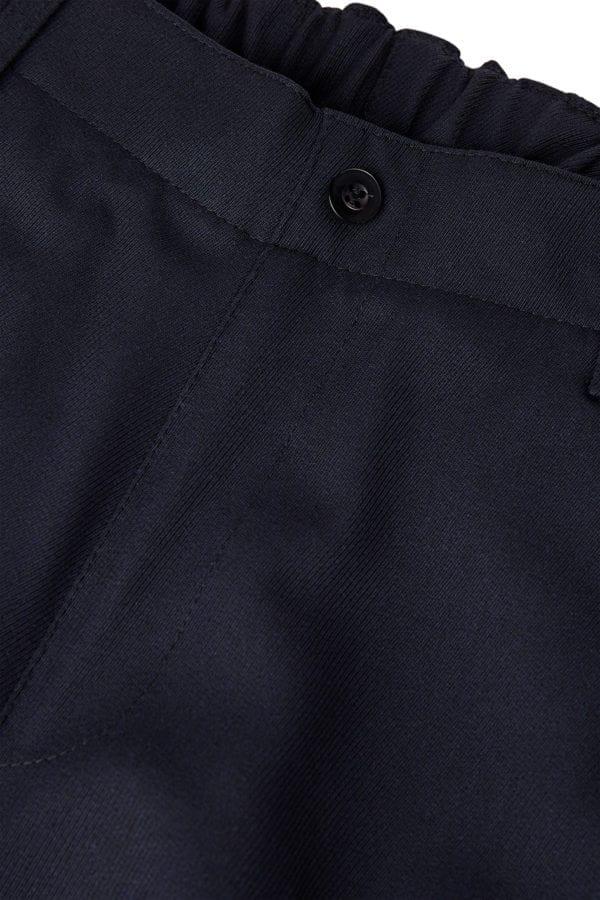Bukser In-Ca Uldbuks med elastik i taljen