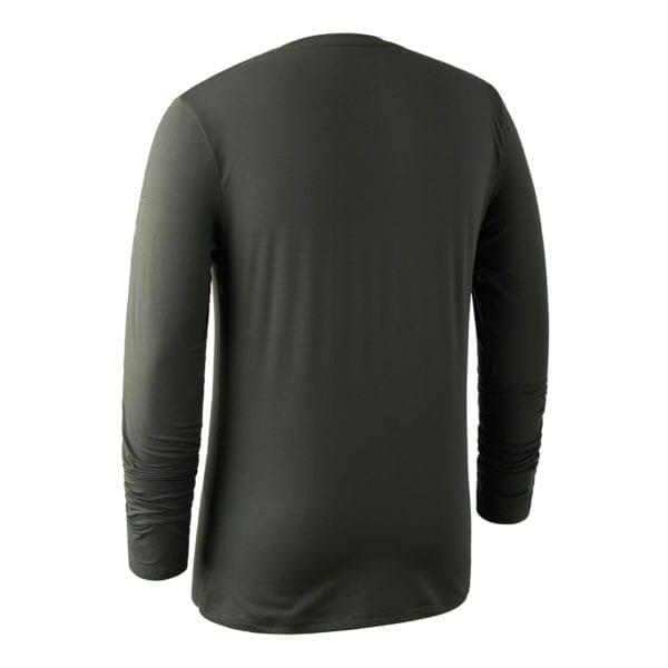 Fritidstøj Deerhunter Greystone T-Shirt L/Æ
