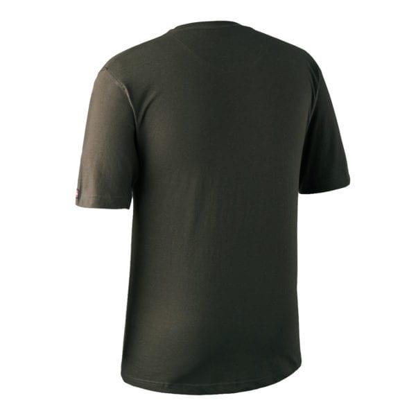 Fritidstøj Deerhunter Logo T-Shirt K/Æ