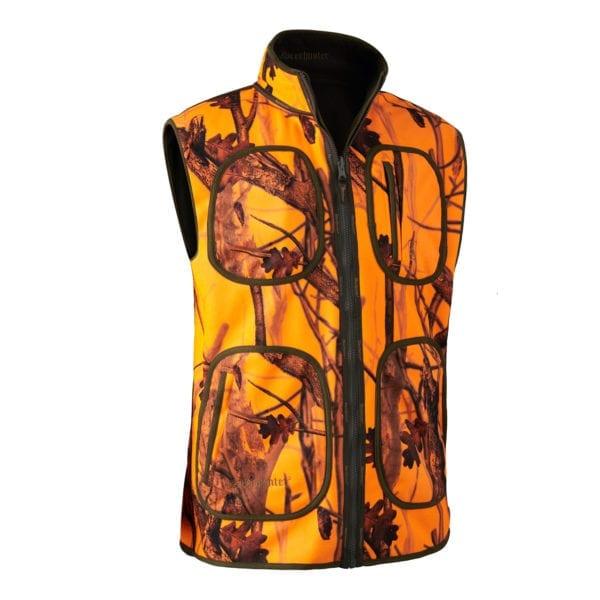 Fritidstøj Deerhunter Gamekeeper Bonded Fleece Vest