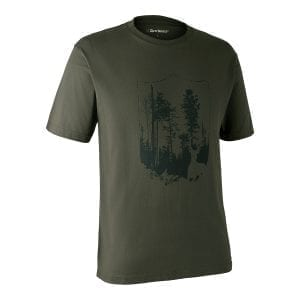 Fritidstøj T-Shirt Med Skjold