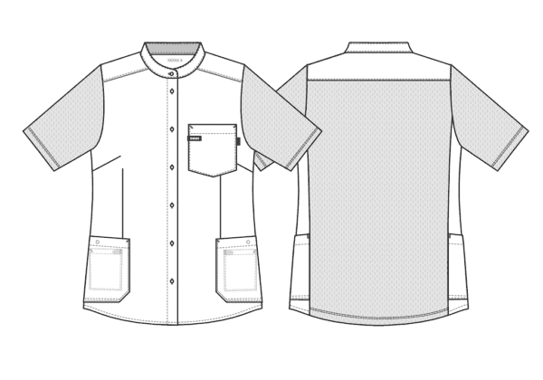 Arbejdstøj Kentaur Dame Fusion Skjorte