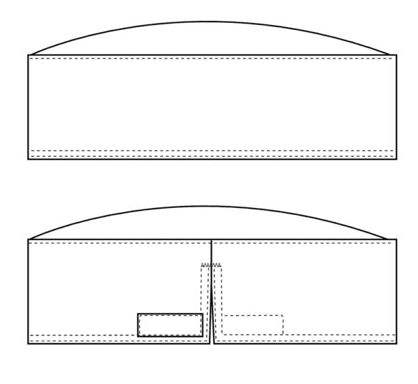 Restaurationstøj Kentaur Kalot