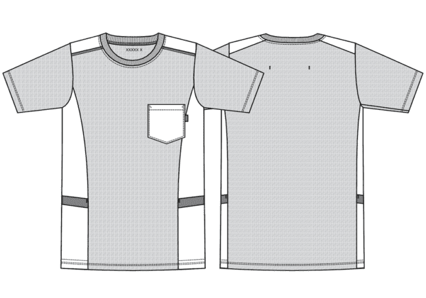 Arbejdstøj Kentaur Unisex Fusion Skjorte