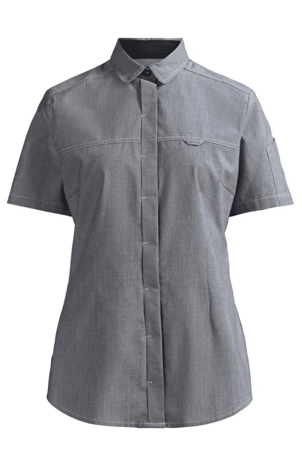 Kokkejakker Kentaur Dameskjorte K/Arm