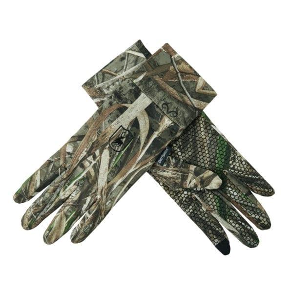 Diverse Deerhunter MAX 5 Handsker m. silicone dots