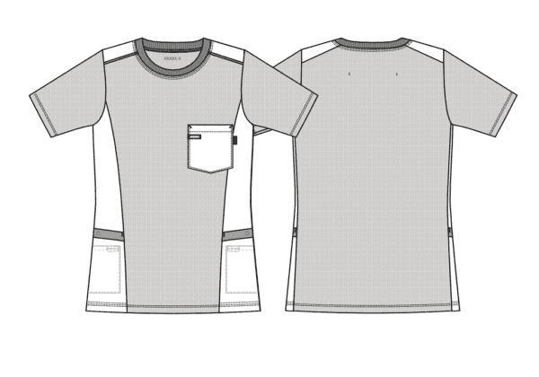 Arbejdstøj Kentaur Dame Fusion Shirt