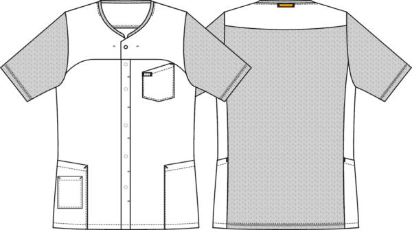 Arbejdstøj Kentaur Unisex Skjorte
