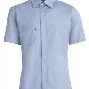 Kliniktøj Kentaur Unisex skjorte K/Æ