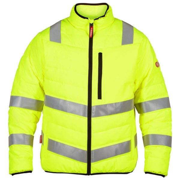 Arbejds overtøj F.Engel Safety EN ISO 20471 Quiltet Jakke