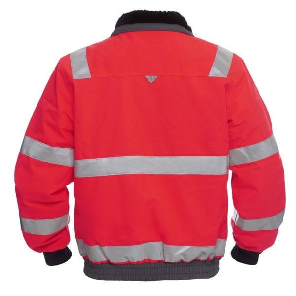 Arbejds overtøj F.Engel Safety EN ISO 20471 Pilotjakke