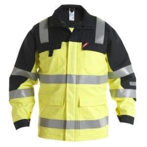 Arbejdsjakker Safety+ EN ISO 20471 Multinorm Jakke