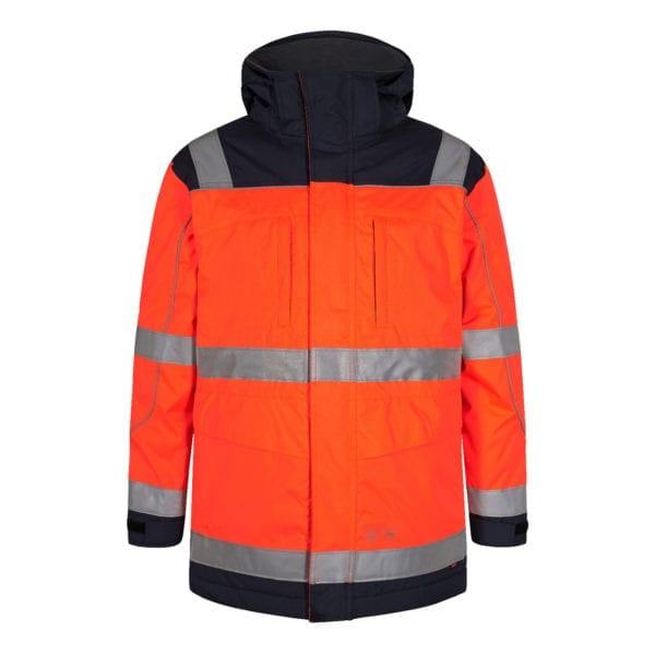 Arbejds overtøj F.Engel Safety EN ISO 20471 Parkajakke