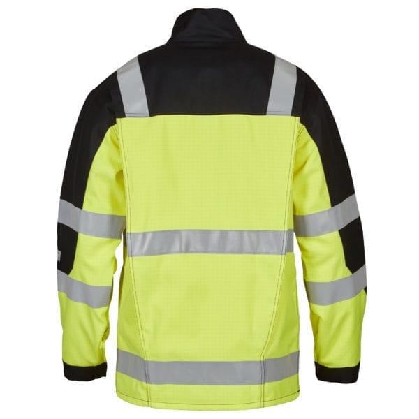 Arbejds overtøj F.Engel Safety+ Lysbuejakke Kl. 2 ISO 20471