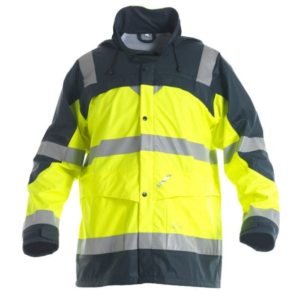 arbejds termo jakker og veste F.Engel Safety EN ISO 20471 Regnjakke
