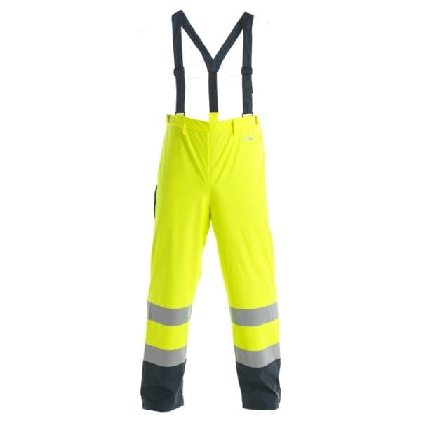 Arbejdsbukser F.Engel Safety EN ISO 20471 Regnbuks