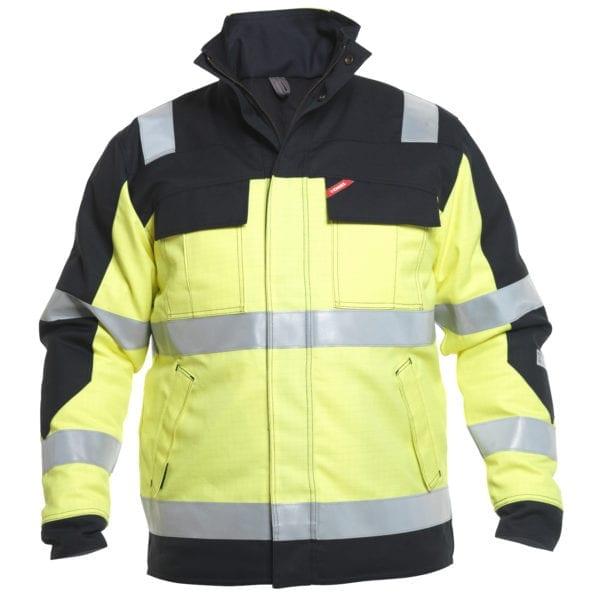 Arbejds overtøj F.Engel Safety+ EN ISO 20471 Multinorm Vinterjakke