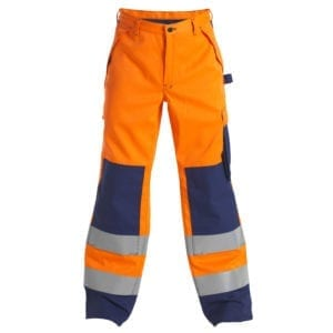 Arbejdsbukser Safety+ EN ISO 20471 Multinorm Buks