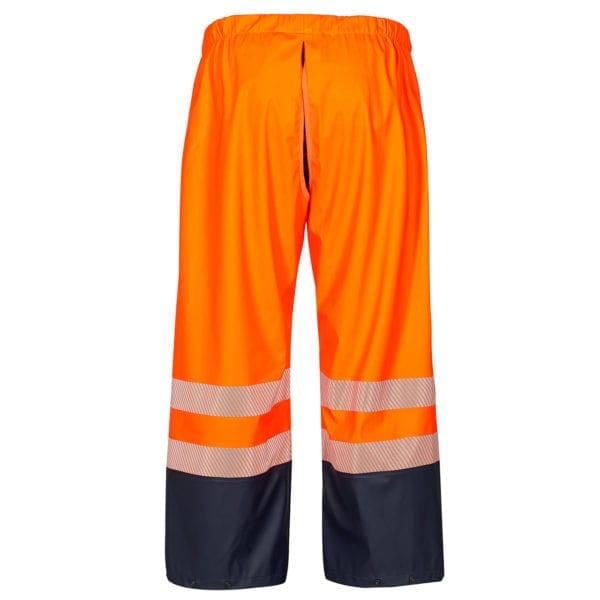 Arbejdstøj F.Engel Safety EN ISO 20471 Overtræksregnbuks