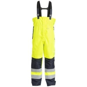 Arbejdsbukser Safety EN ISO 20471 Vinteroverall