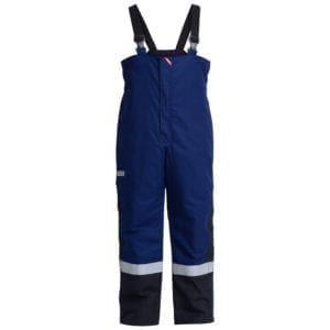 Arbejdsbukser Safety+ Multinorm Vinteroverall