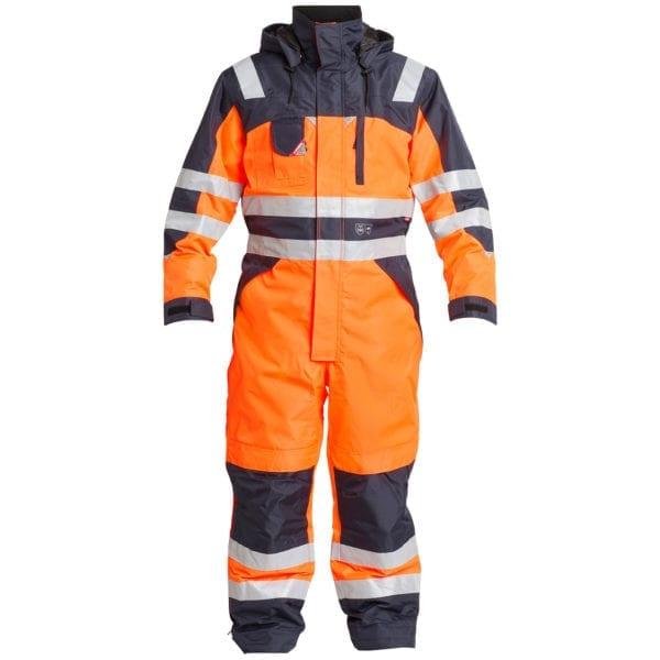 Arbejdsbukser F.Engel Safety EN ISO 20471 Vinterkedeldragt